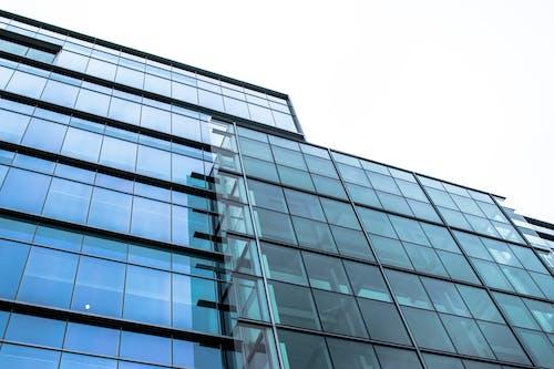 Δωρεάν στοκ φωτογραφιών με αρχιτέκτονας, αρχιτεκτονικός, γυάλινο κτίριο