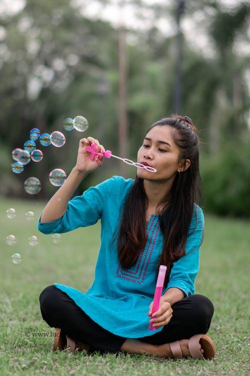 Gratis stockfoto met Aziatisch meisje, dame, kurti