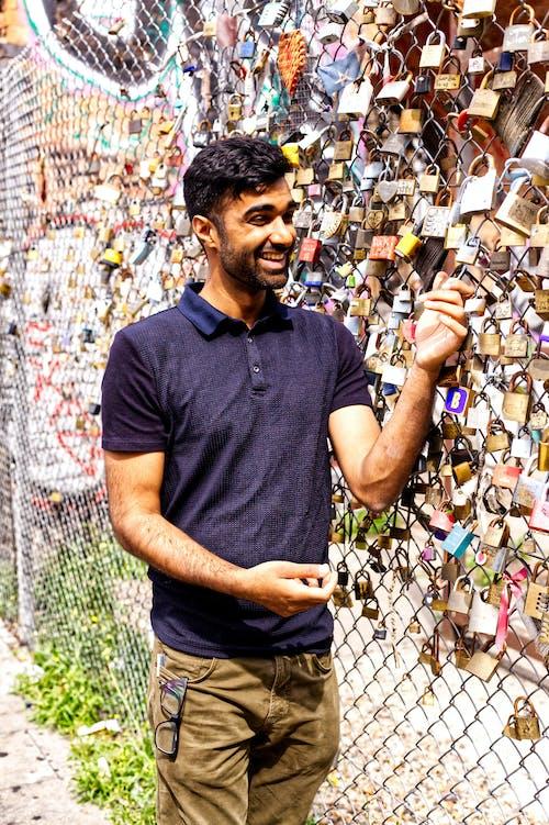 Бесплатное стоковое фото с азиатская модель, улыбка, человек улыбается