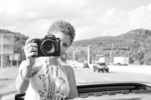คลังภาพถ่ายฟรี ของ กลางวัน, กลางแจ้ง, กล้อง, การขนส่ง
