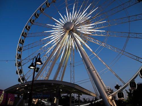 skywhell, 尼亞加拉, 尼亞加拉瀑布, 車輪 的 免費圖庫相片
