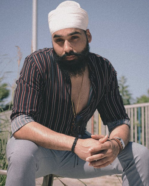 Gratis stockfoto met baard, deksel, fashion, gezicht