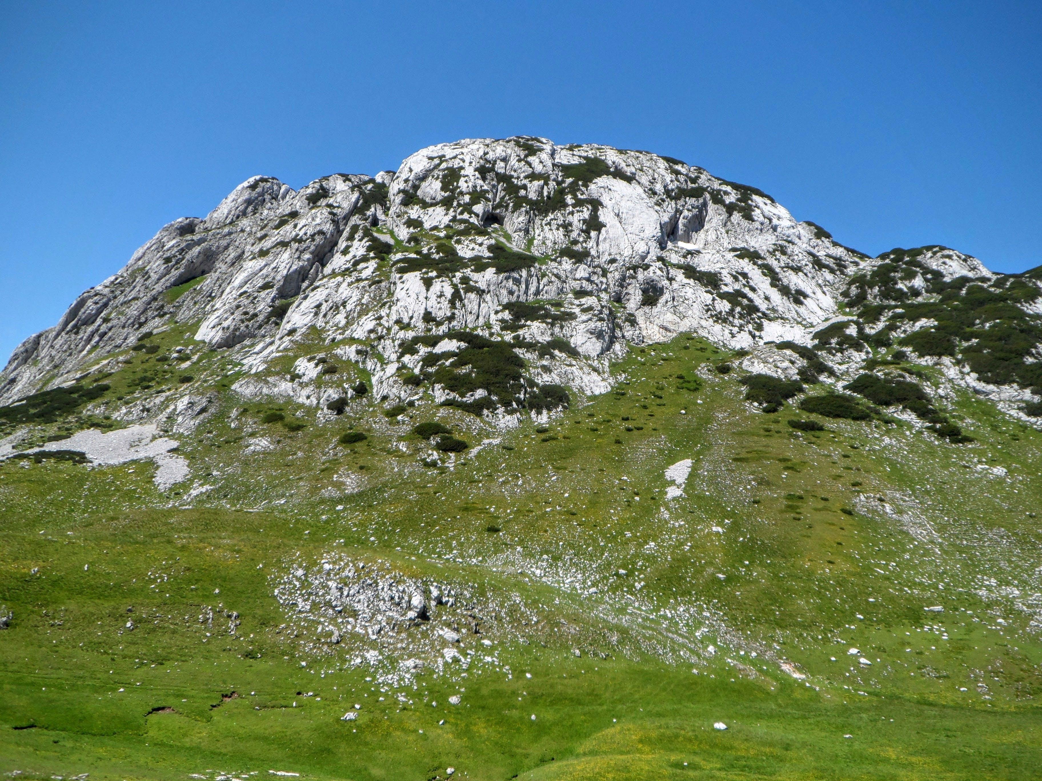 Free stock photo of mountain, peak, white