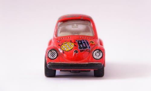 微型, 玩具, 紅色, 袖珍 的 免费素材图片