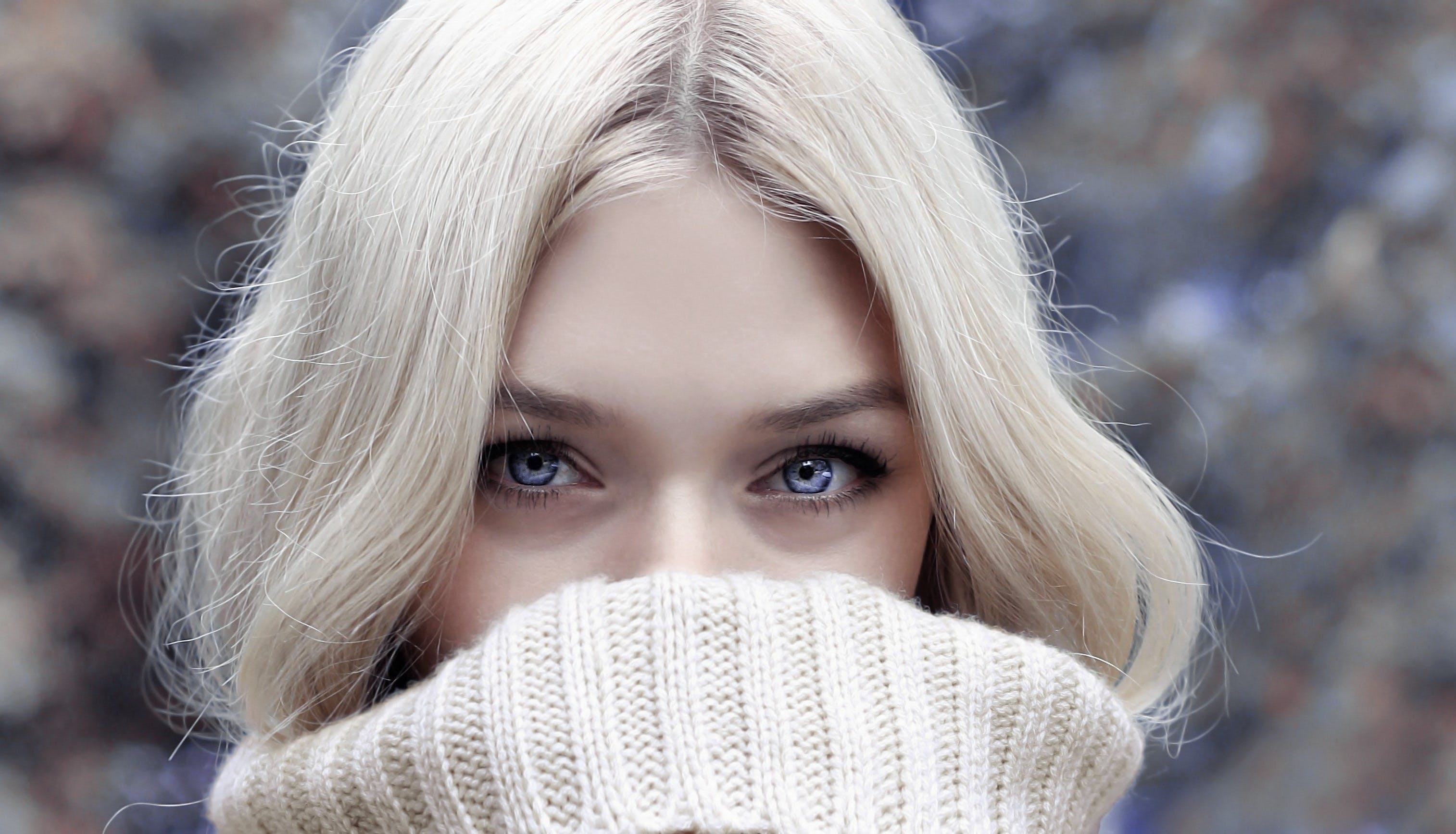 Free stock photo of cold, fashion, woman, winter