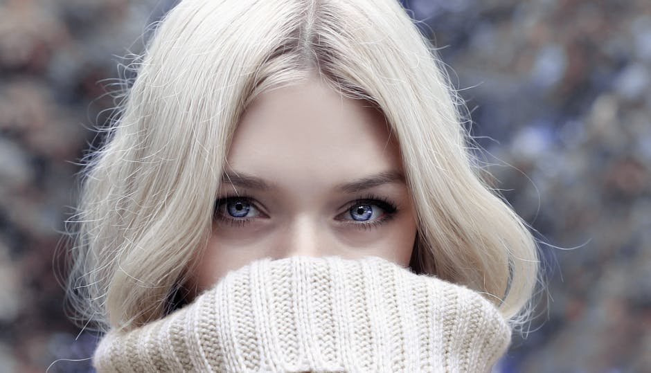 New free stock photo of cold, fashion, woman