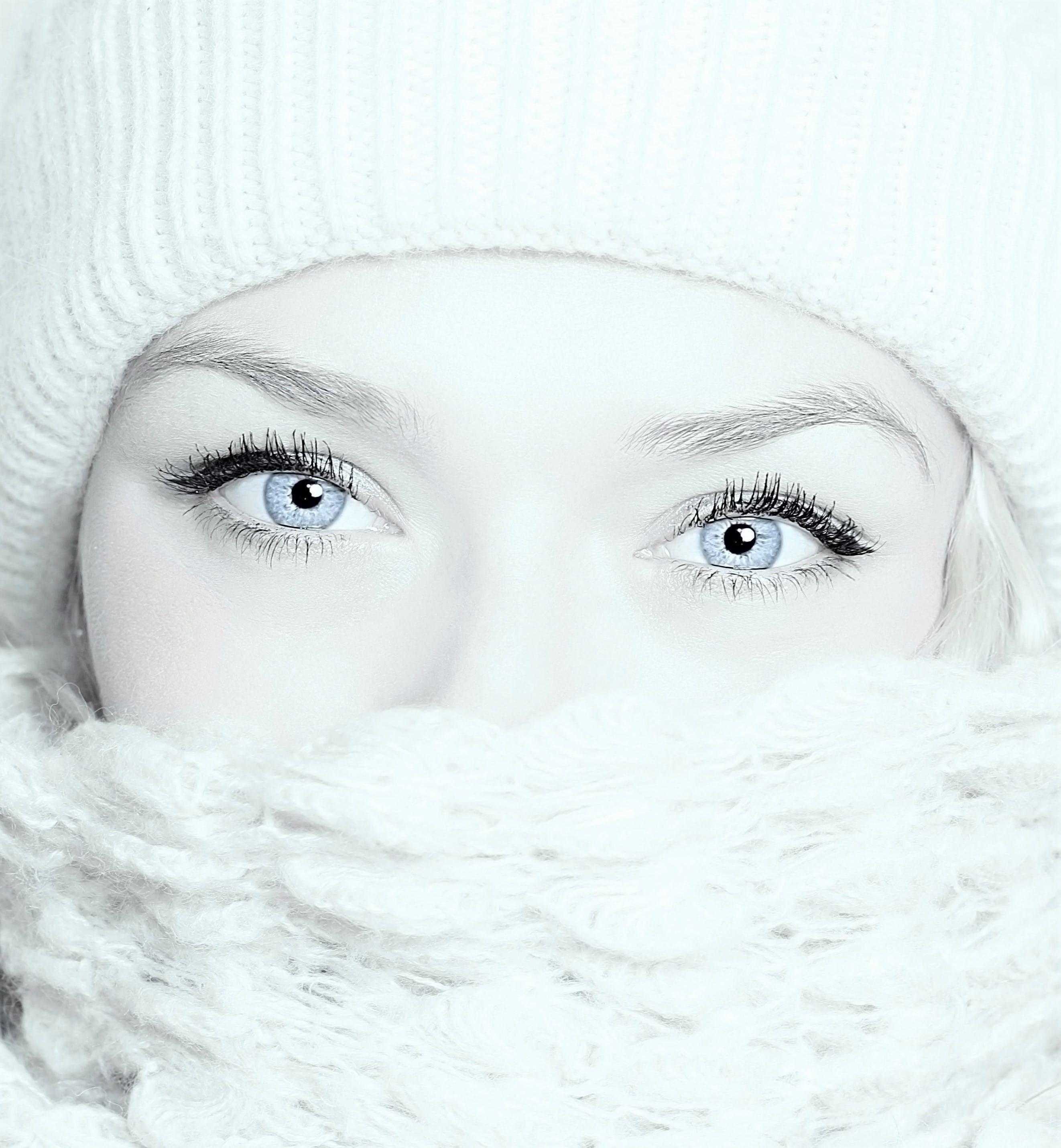 Fotos de stock gratuitas de apariencia, belleza, bonito, bufanda