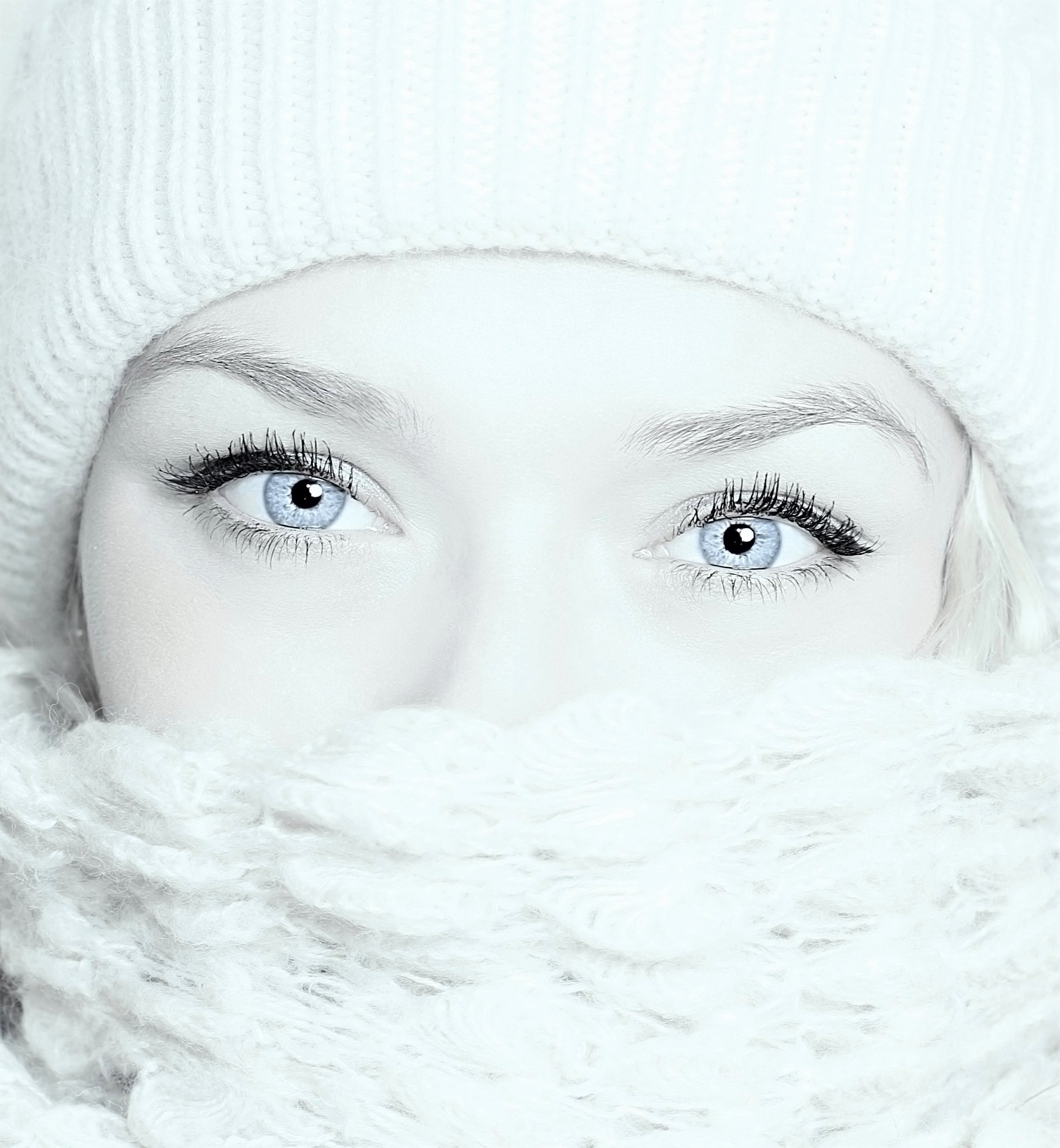 Free stock photo of cold, fashion, person, woman