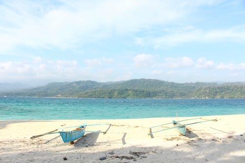 划獨木舟, 海岸, 海洋景观, 海灘 的 免费素材照片