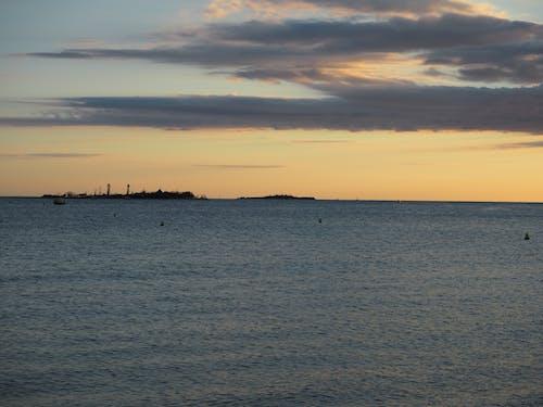 Free stock photo of beach, beautiful, Beautiful sunset, beauty