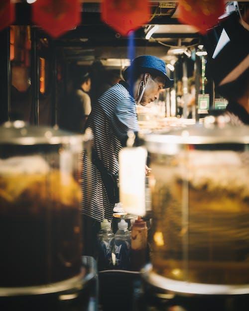 Безкоштовне стокове фото на тему «їжа, азіатський чоловік, акції, бізнес»