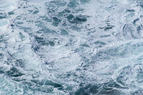 dalgalar, deniz, ıslak, okyanus içeren Ücretsiz stok fotoğraf