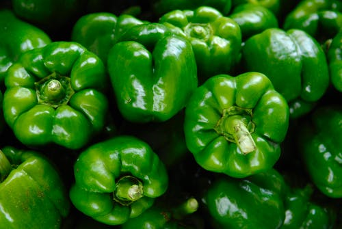 Green Bell Pepper Lot