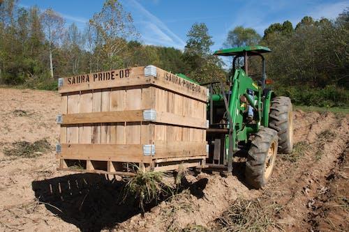 agbiopix, 山前, 拖拉機, 斯托克斯縣 的 免費圖庫相片