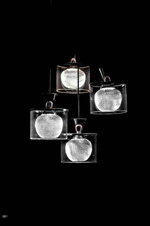Four Lamp Illustration