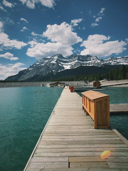 Ingyenes stockfotó Alberta, banff, deszka, dokk témában