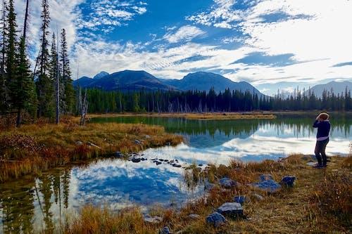 Gratis lagerfoto af bjerg, fredelig, landskab, malerisk