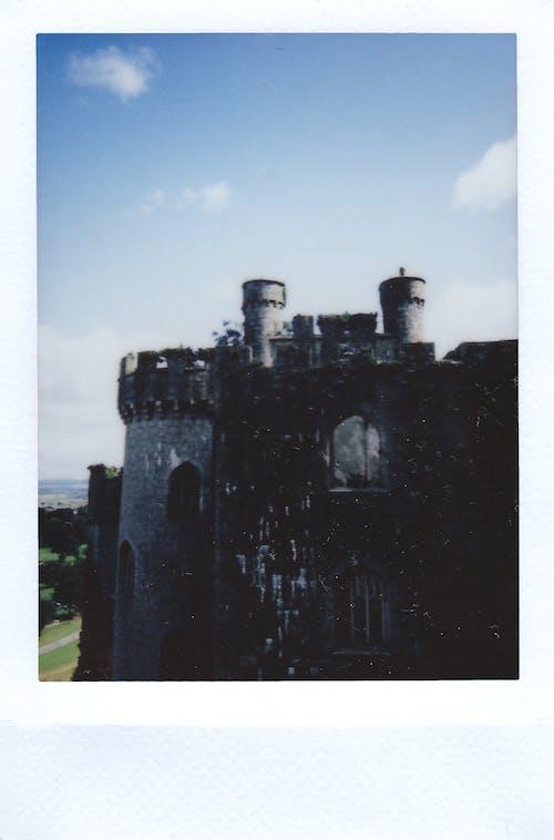 Бесплатное стоковое фото с polaroid, архитектура, достопримечательность, древний