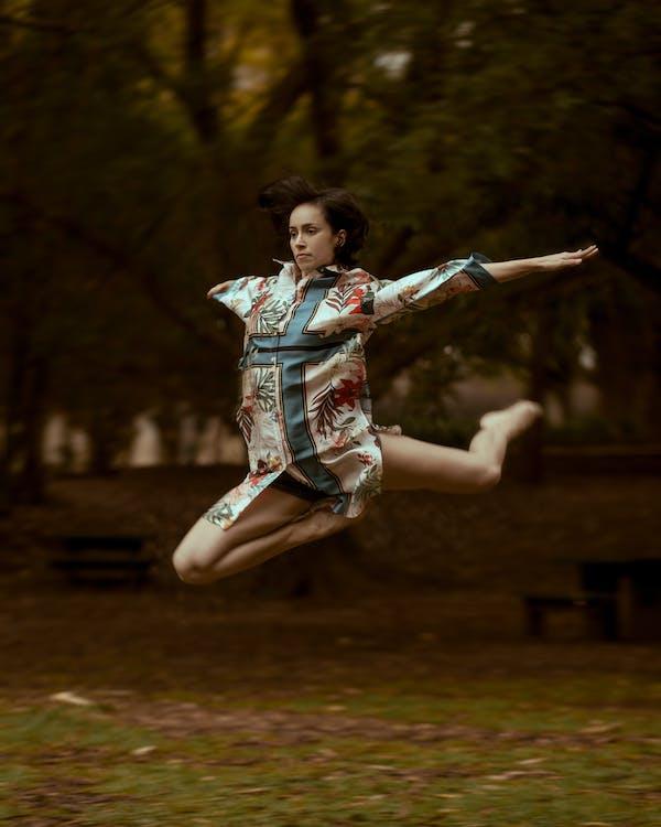 aktif, aktivitas, balerina