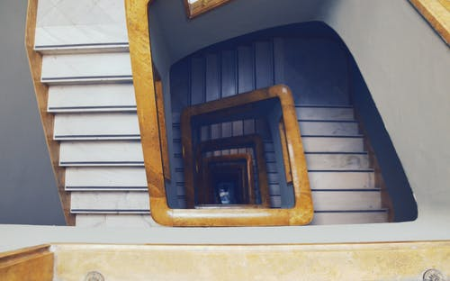 Free stock photo of circle, snail, spiral, spiral staircase