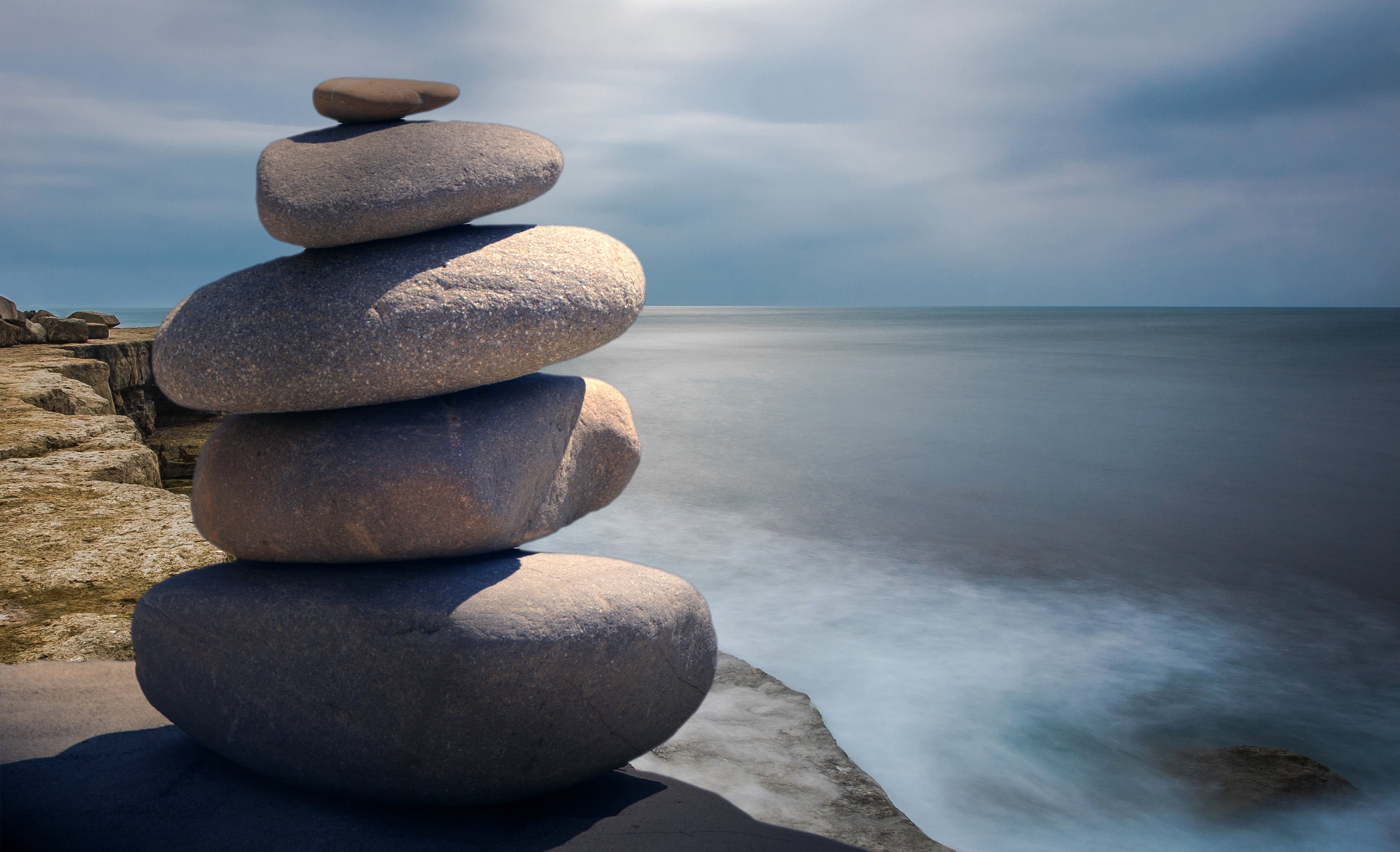 Free stock photo of relaxation, texture, stones, design