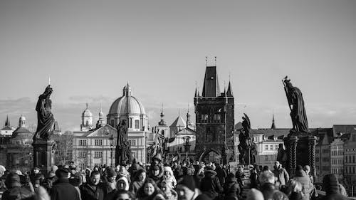 Fotobanka sbezplatnými fotkami na tému Česká republika, karlov most
