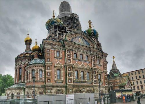 Foto profissional grátis de antigo, arquitectura, incrível, Rússia