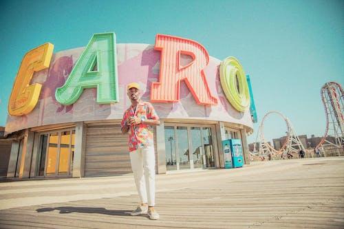 Ingyenes stockfotó álló kép, arcszőrzet, coney-sziget, divat témában