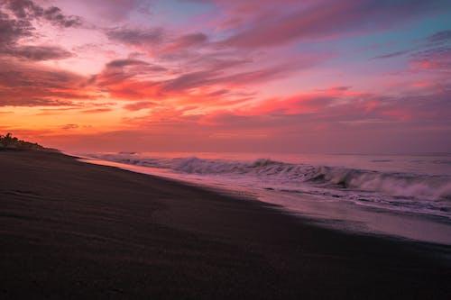 Δωρεάν στοκ φωτογραφιών με άμμος, γνέφω, κάτω, ουρανός