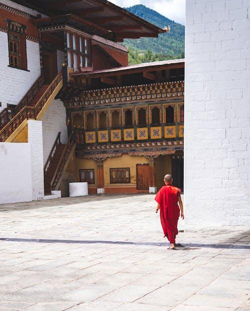 Imagine de stoc gratuită din afară, arhitectură, călugăr, clădire