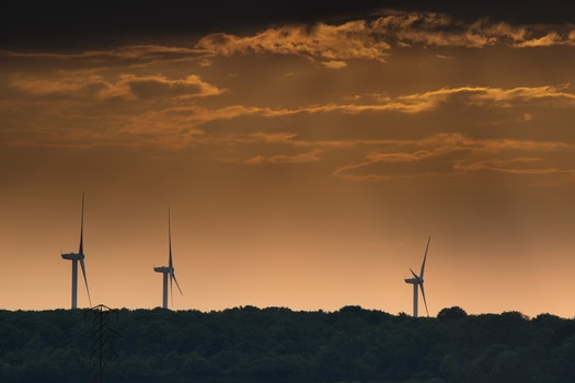 Free stock photo of landscape, sky, technology, environment