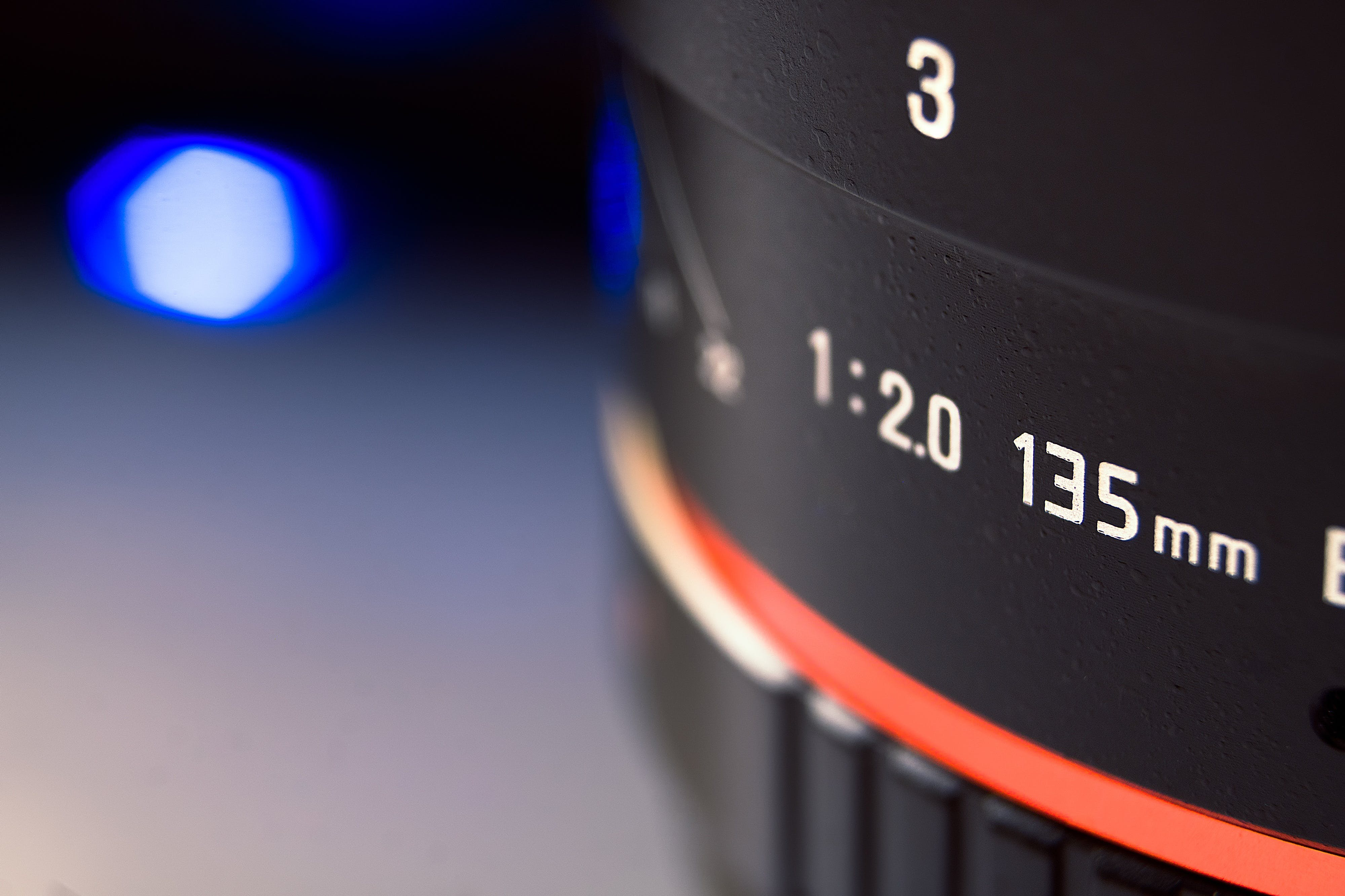 Shallow Focus Photography of Black 135 Mm Camera Lens