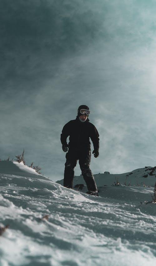 Fotos de stock gratuitas de esquiando, estación de esquí, Fondo de pantalla 4k, fondo de pantalla HD
