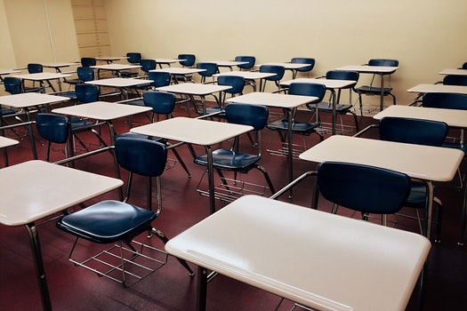 Free stock photo of school, room, chairs, seat