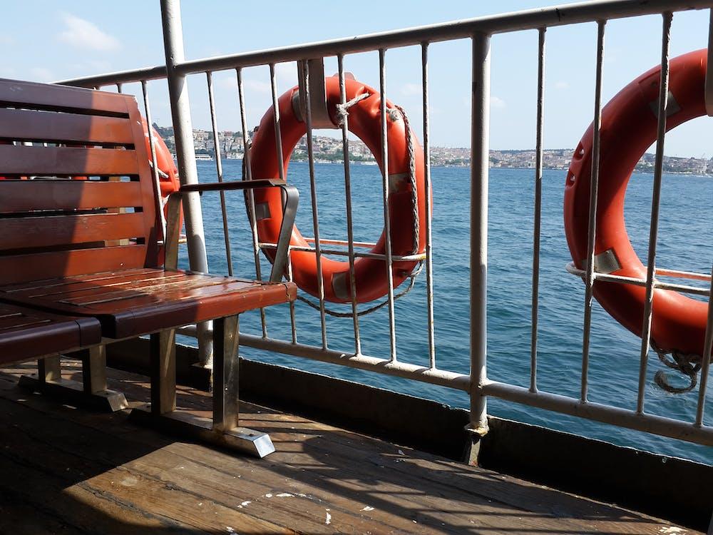 босфор, лодка, паром