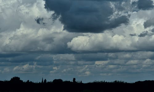 Free stock photo of clouds, cumulonimbus, dark, storm