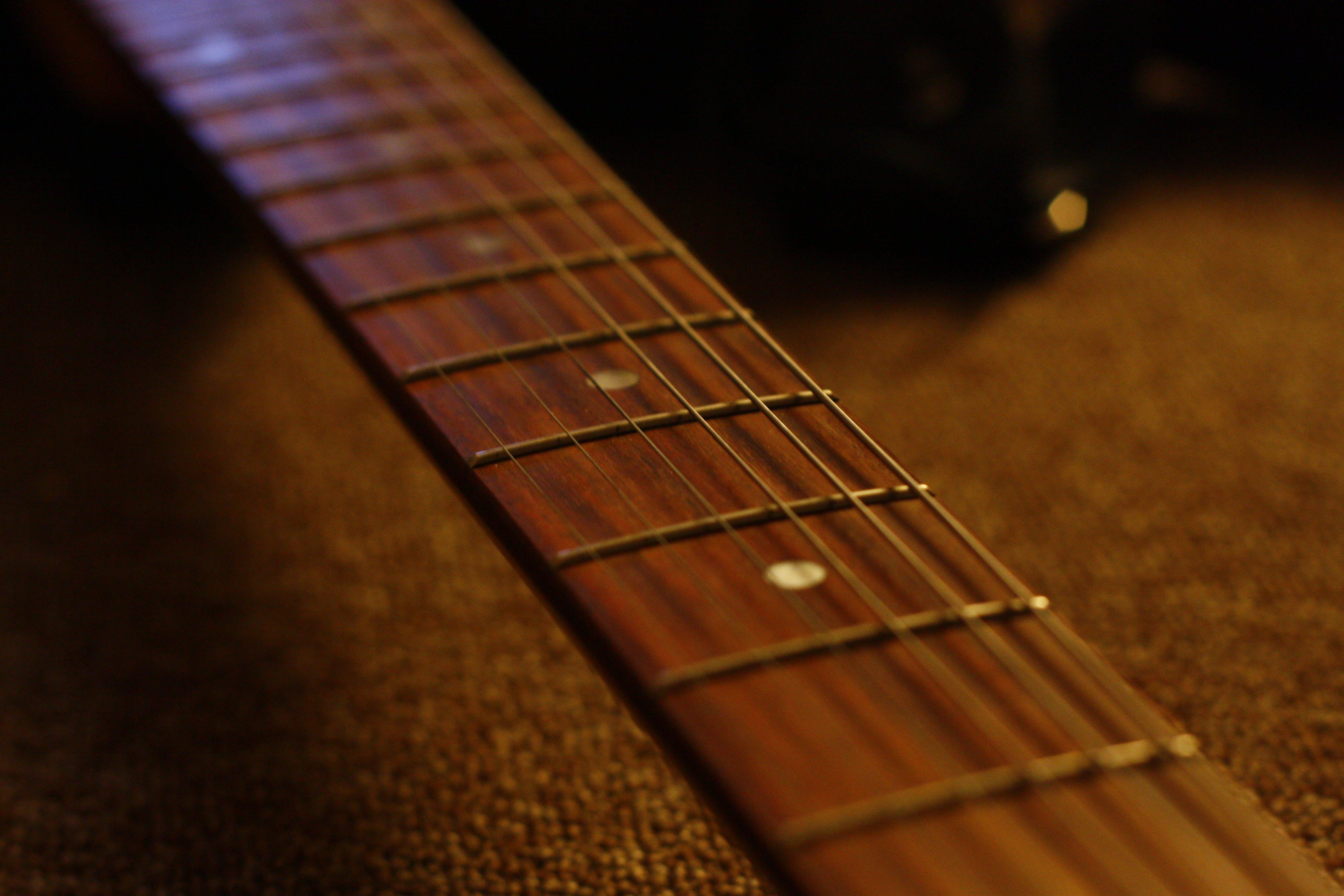 Free stock photo of electric guitar, guitar, guitar keyboard