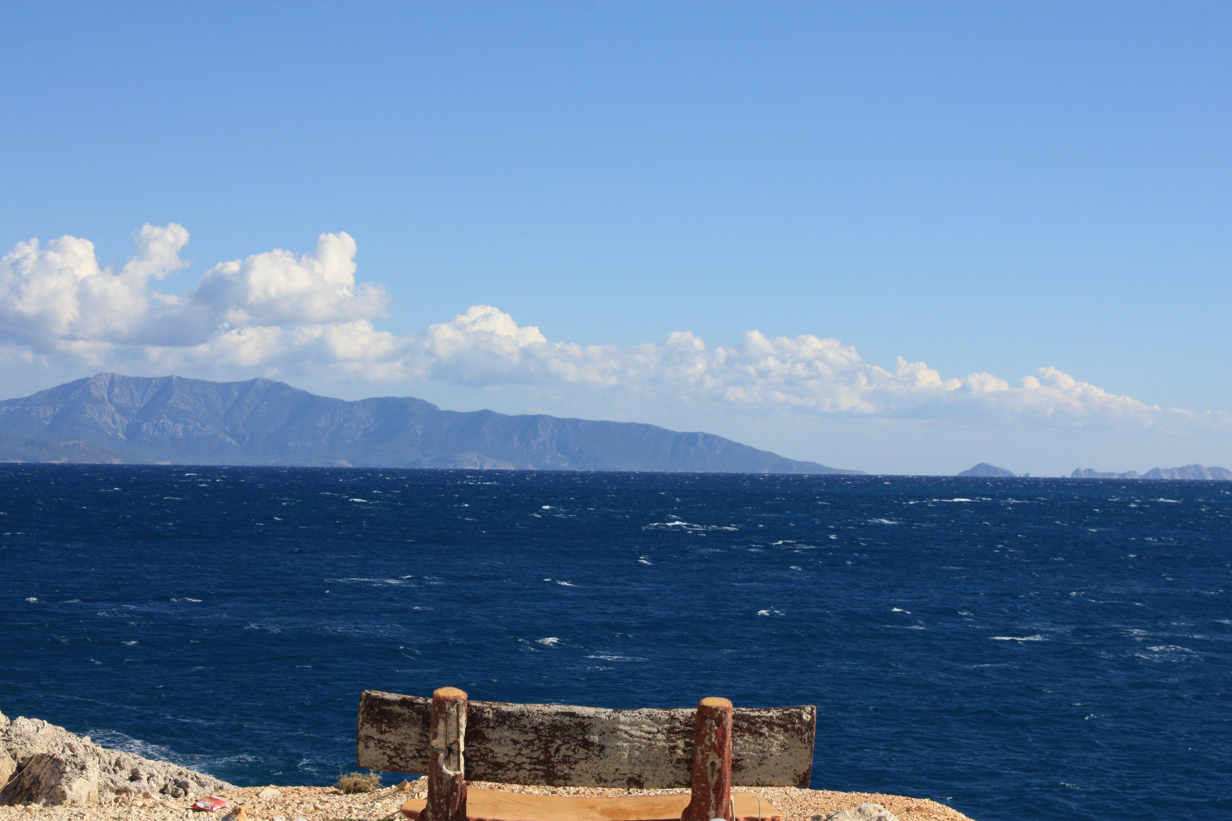 Free stock photo of finike, sea, sea view, turkey