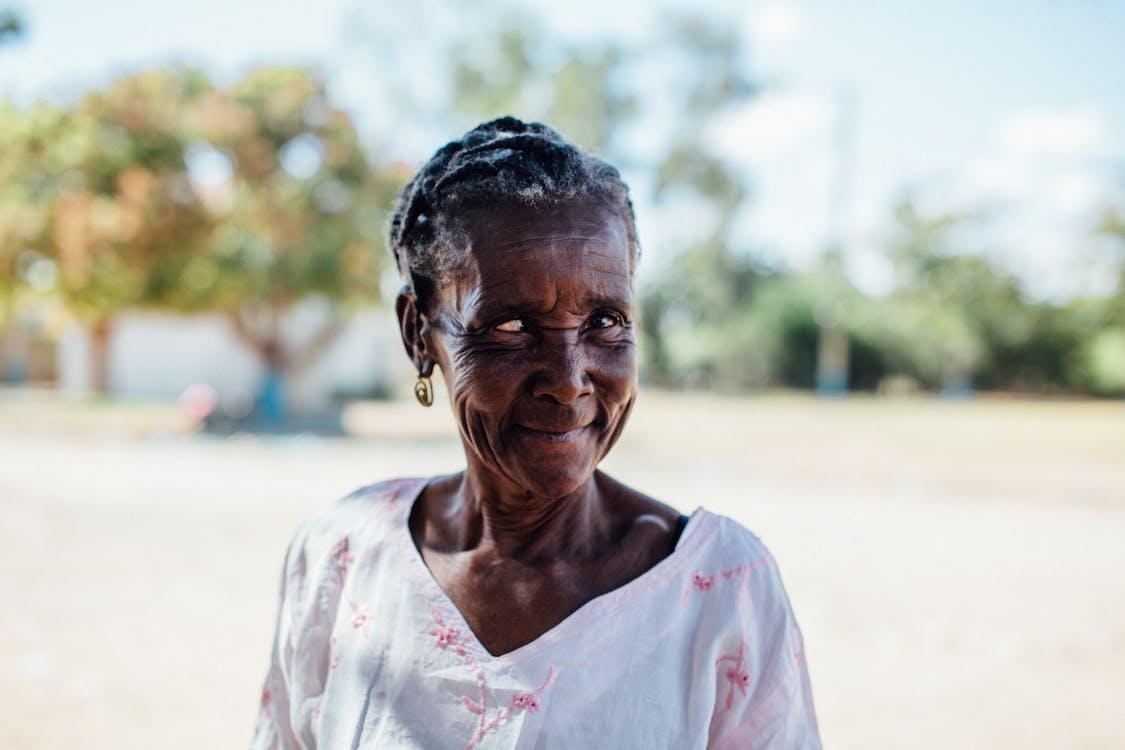 女人, 奶奶, 祖母