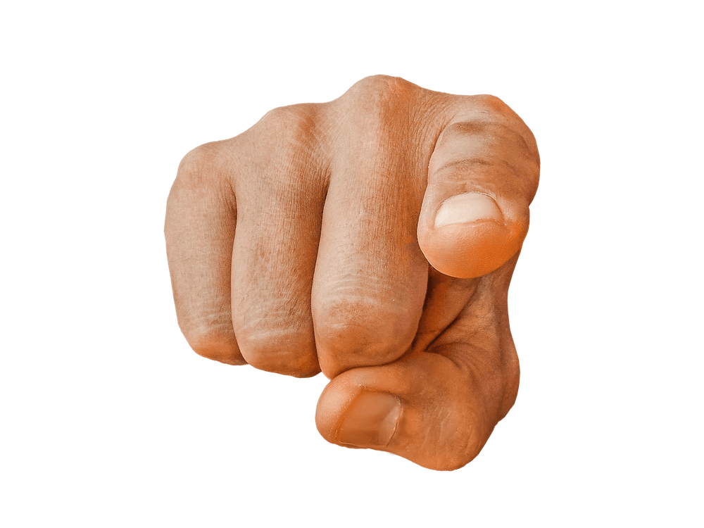 Free stock photo of direction, finger, finger pointing