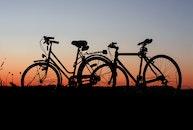 dawn, sunset, summer