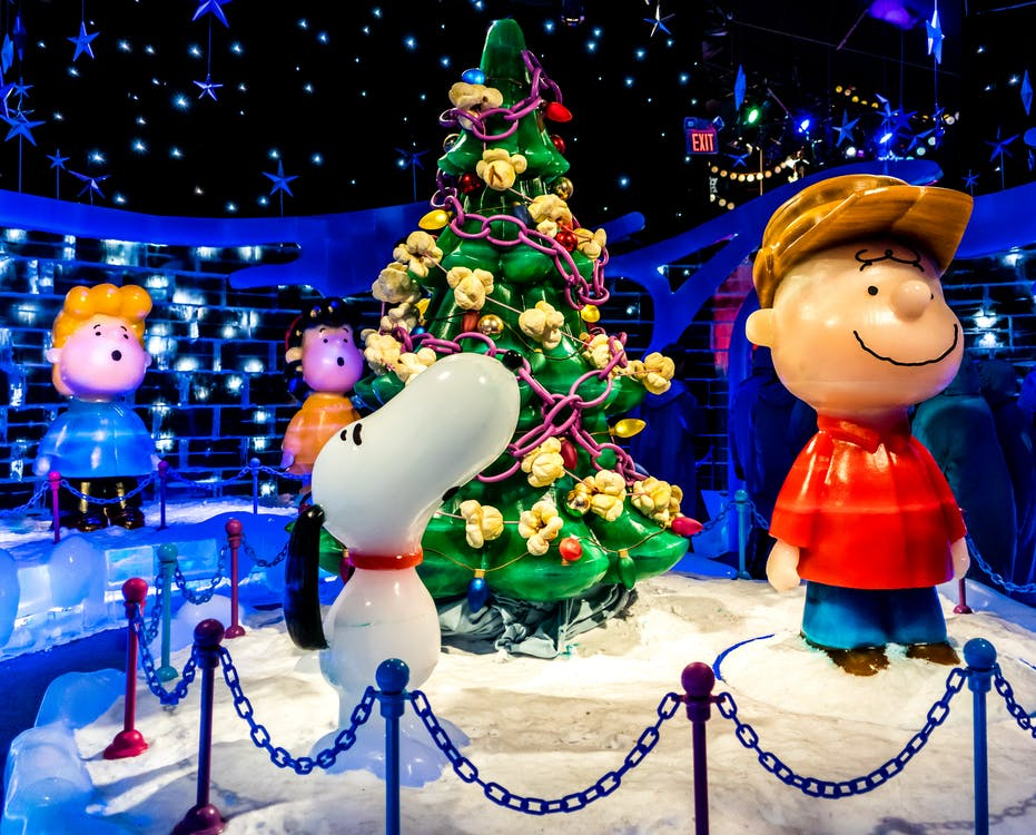 celebration, characters, charlie brown