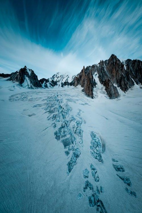 Základová fotografie zdarma na téma cestování, dobrodružství, hory, ledový
