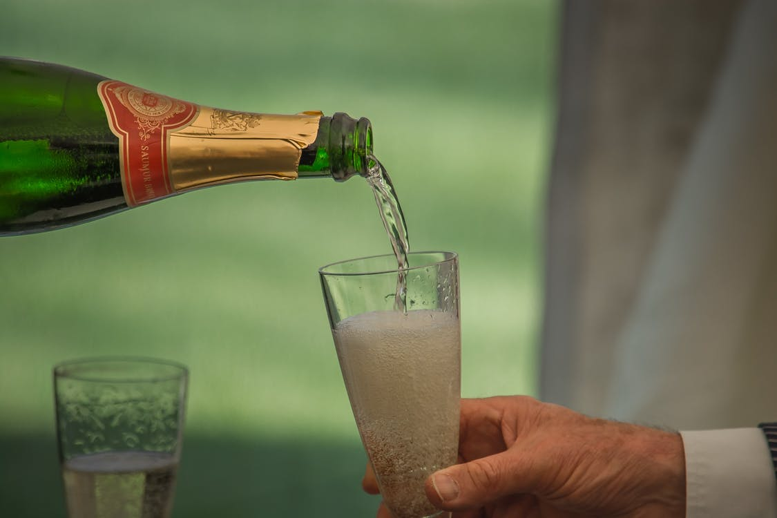 alcohol, bride, celebrate