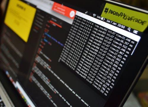 Fotos de stock gratuitas de codificando, concentrarse, conexión, datos
