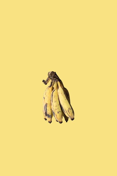 Gratis arkivbilde med banan, clean eating, form, frukt