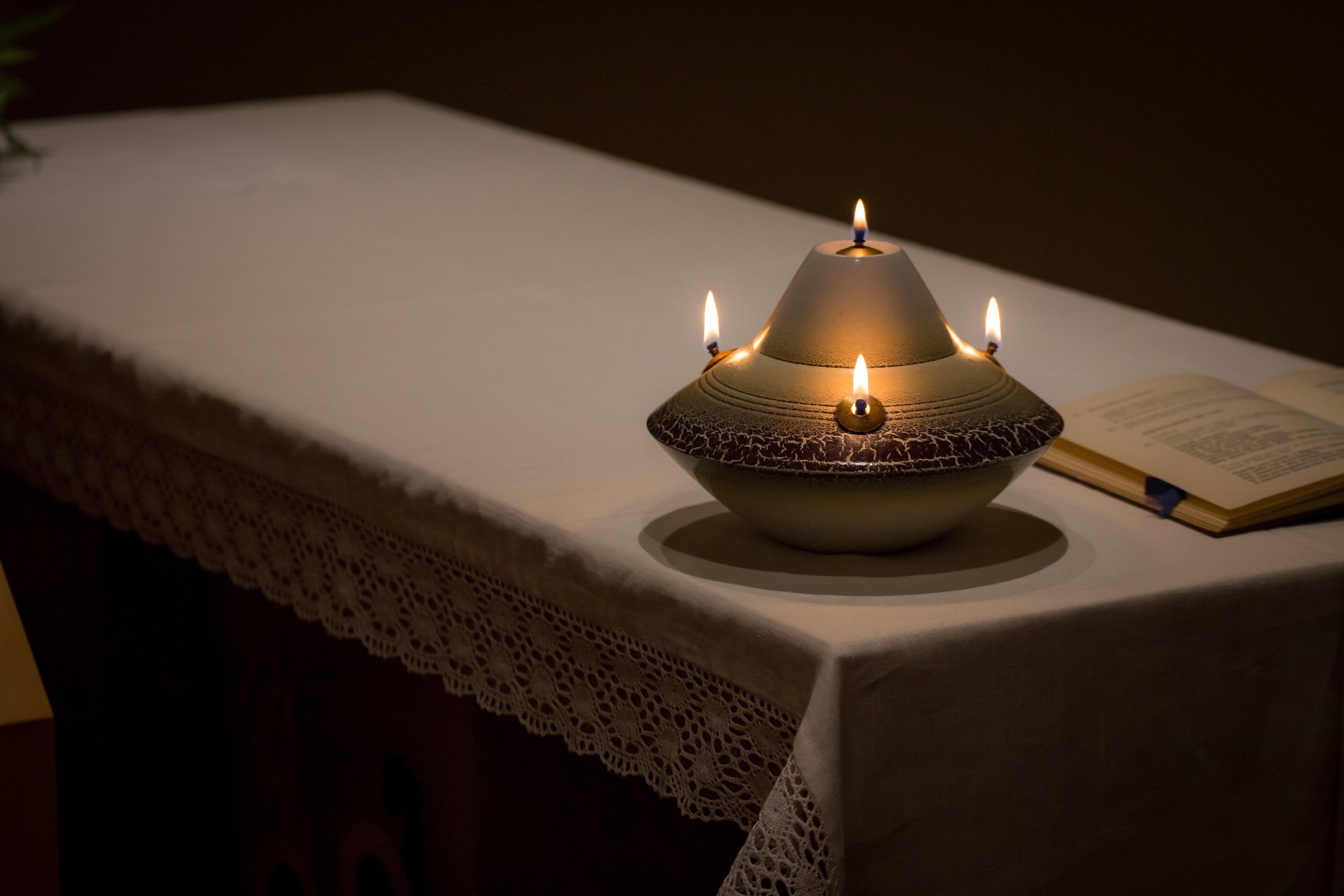 Free stock photo of light, night, festival, fire