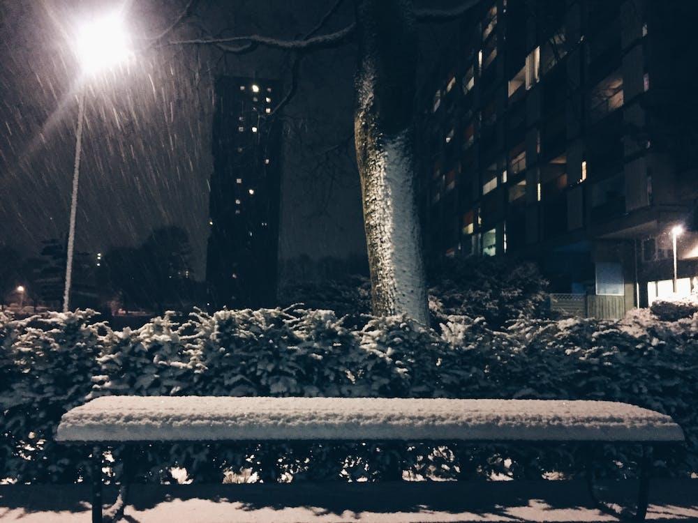 snö, vinter
