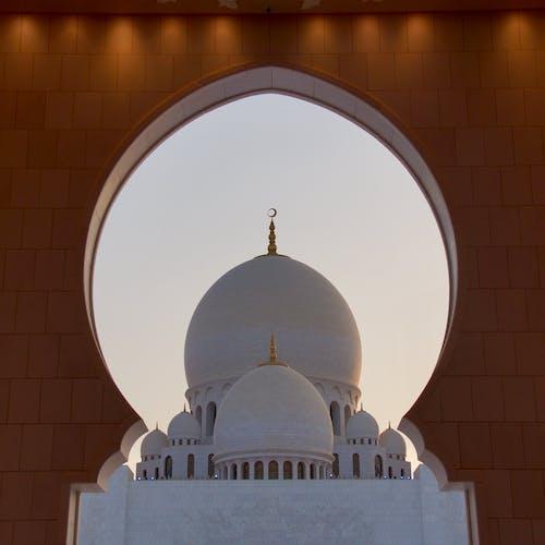 Ảnh lưu trữ miễn phí về abu dhabi, ánh sáng ban ngày, các Tiểu Vương Quốc Ả Rập Thống Nhất, cầu nguyện