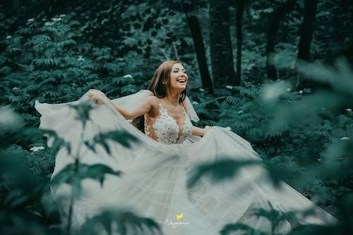 Foto d'estoc gratuïta de boda, boda a la platja, dia del casament, foto del casament
